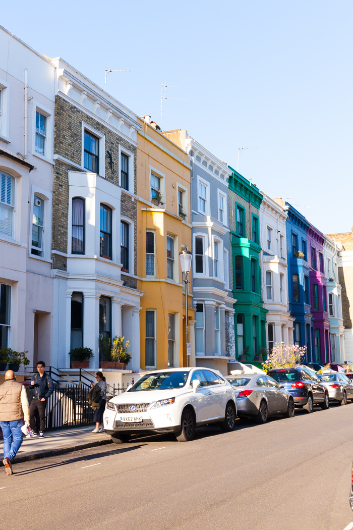 Notting Hill in mille colori