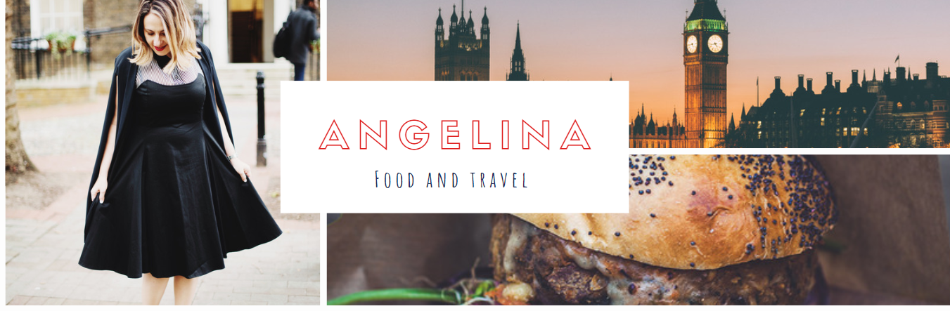 Angelina – Food and travel -
